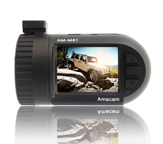 Am-M80 Dash Cam For Cars