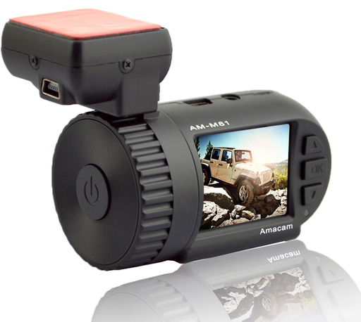 Market Leading In Car Dash Camera